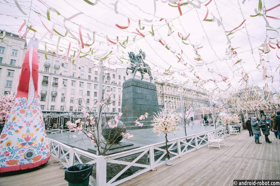 В Москве красочно пройдет фестиваль «Московская Масленица»