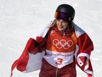 Канадская фристайлистка завоевала золото Олимпиады-2018 вхафпайпе