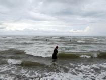 NASA показало фото «молочных вихрей» вКаспийском море