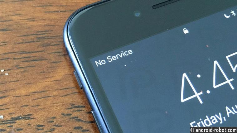 Apple бесплатно проведет ремонт iPhone 7 сошибкой «Нет сети»