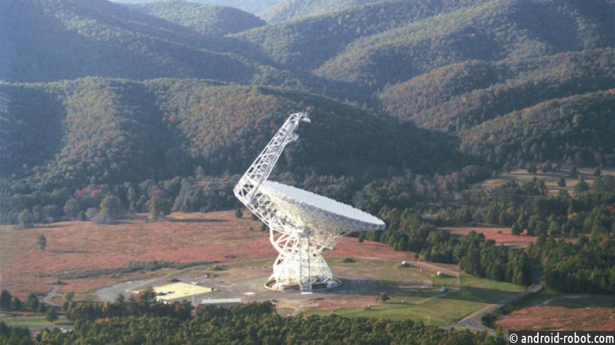 ВЛенобласти установили 13-метровый телескоп для точной работы ГЛОНАСС