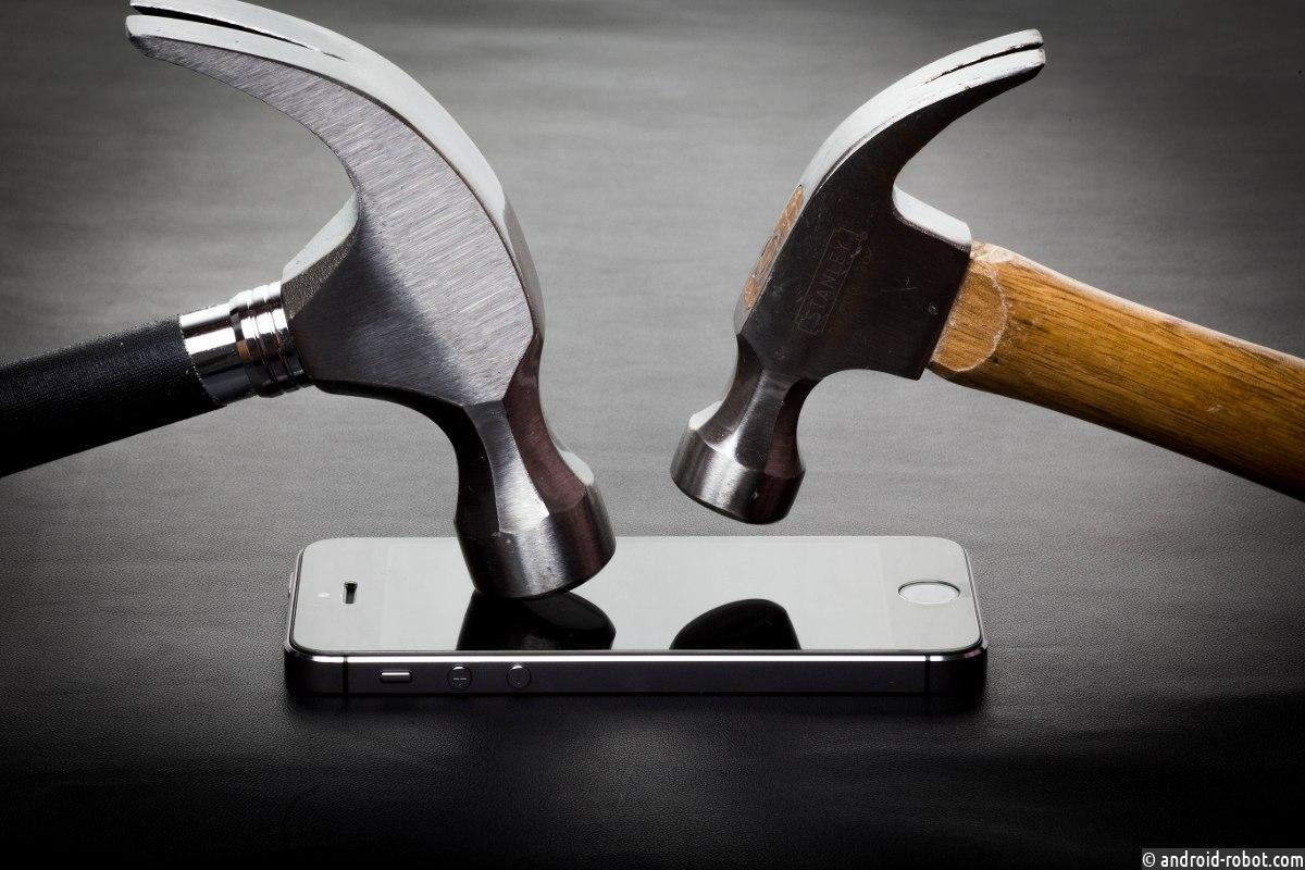 Первый смартфон салмазным дисплеем выйдет уже втечении следующего года
