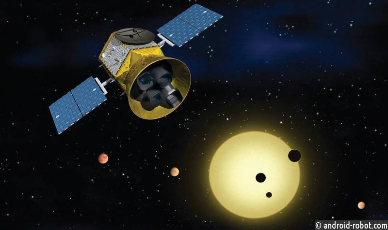 SpaceX доставит наорбиту новый космический телескоп NASA