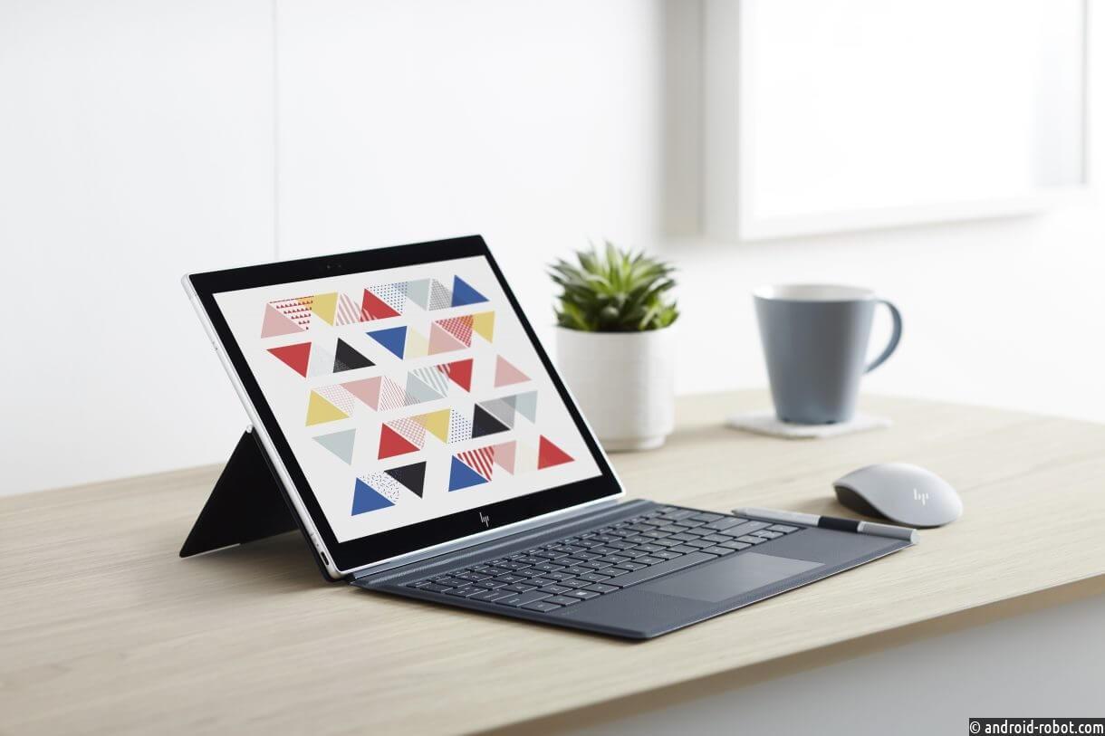 Открылась предпродажа на первый ARM-лэптопHP набазе Windows 10