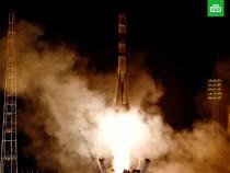 «Союз МС-08» с астронавтами удачно вышел вкосмос