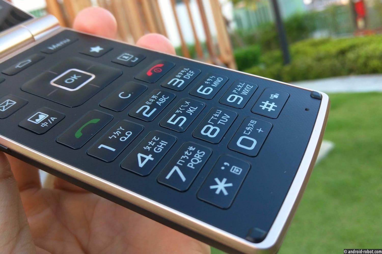 LGвыпустит смартфон Folder враскладном корпусе
