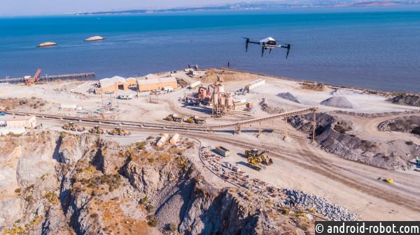 Skycatch и DJI объявляют о глобальном соглашении о поставке промышленных беспилотных летательных аппаратов для Komatsu