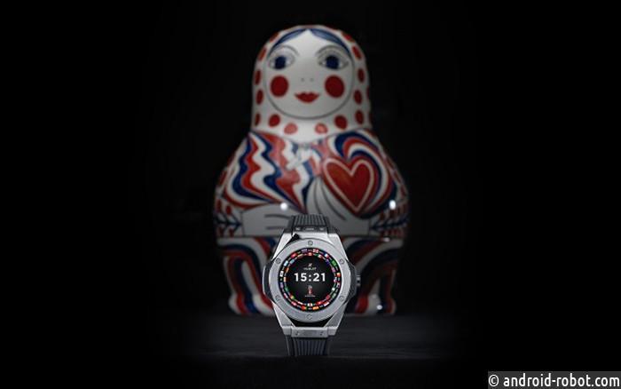 Hublot показала умные часы Big Bang Referee за $5200