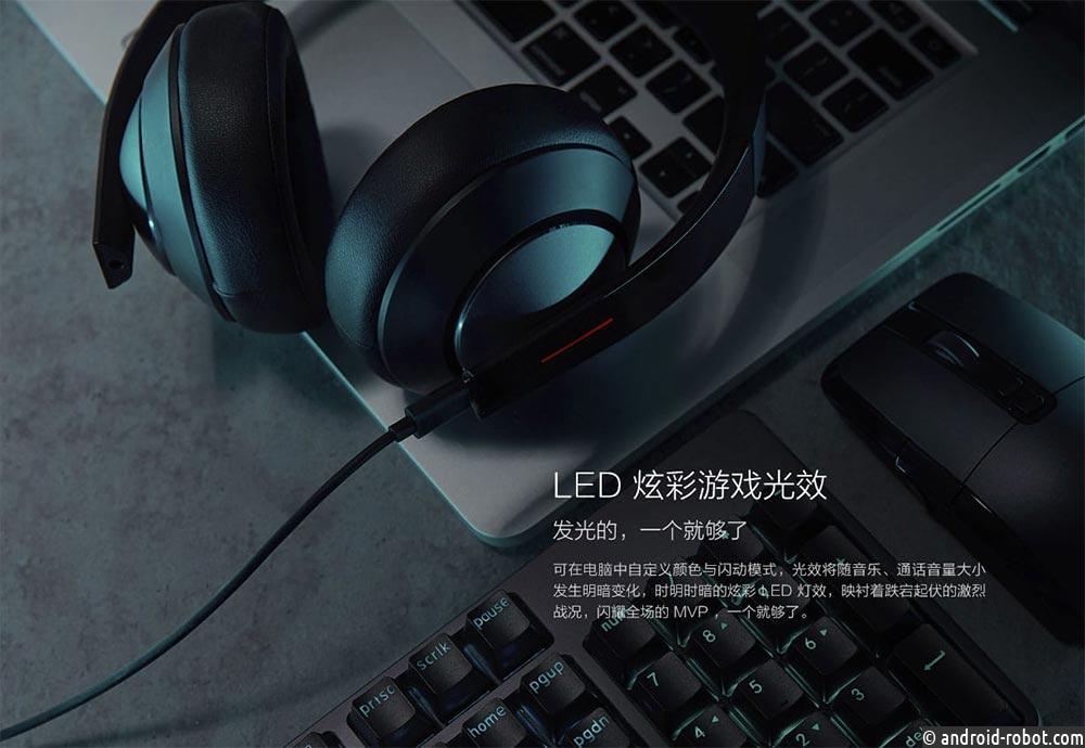 Геймерскую гарнитуру Xiaomi MiGaming Headset оценили в $55