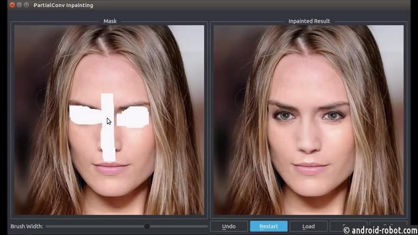NVIDIA представила технологию наосновеИИ для восстановления изображений