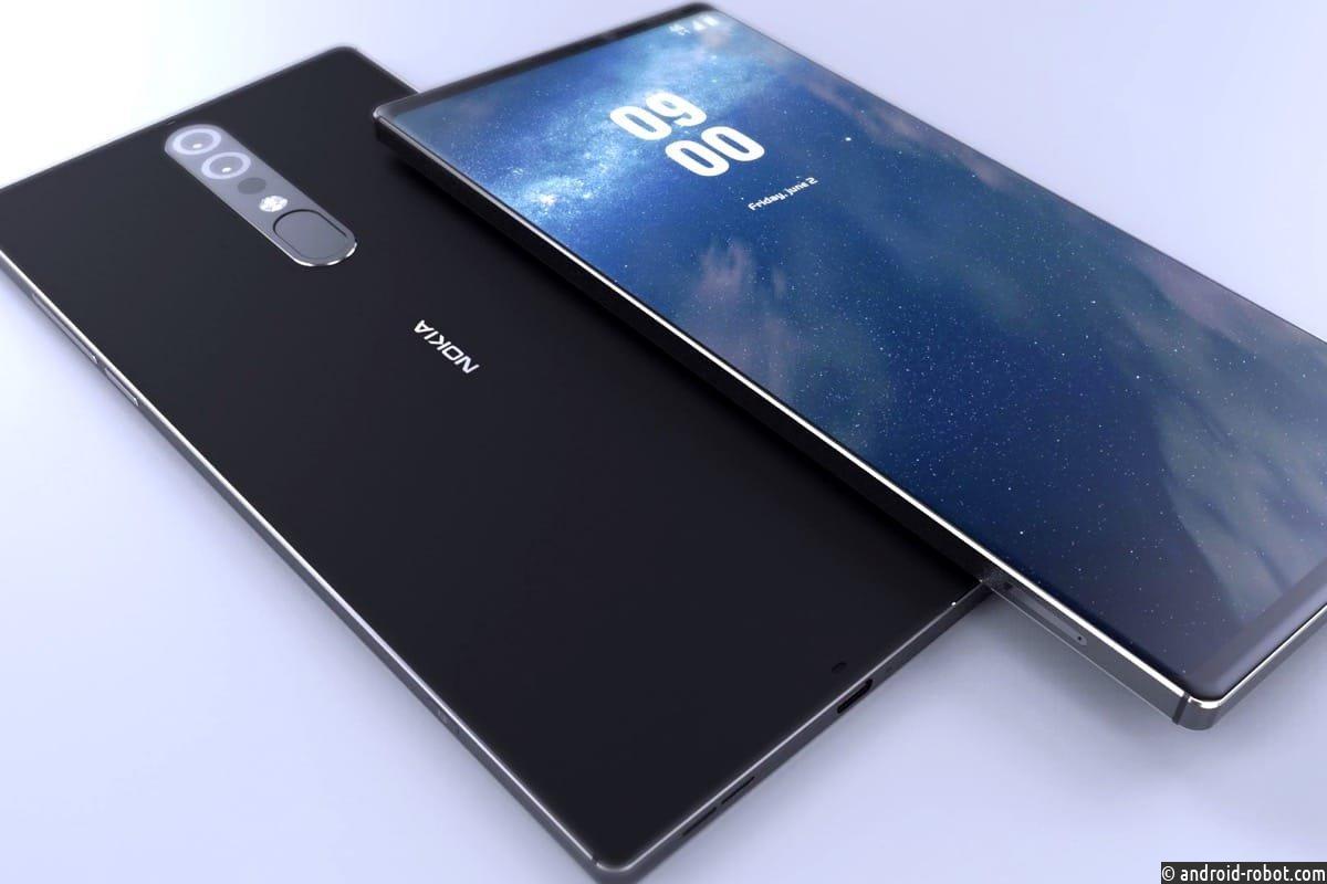 Утечка: список характеристик Nokia 9