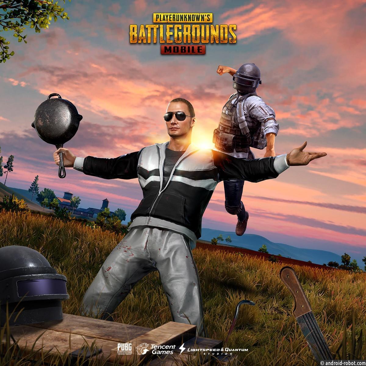PUBG Corp. и Tencent выпустили второе обновление игры PlayerUnknown's Battlegrounds Mobile (PUBG MOBILE)