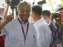 Ошеломляющий поворот: 92-летний политик вернулся квласти вМалайзии