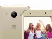Huawei представила бюджетный смартфон Y3 на андроид Go