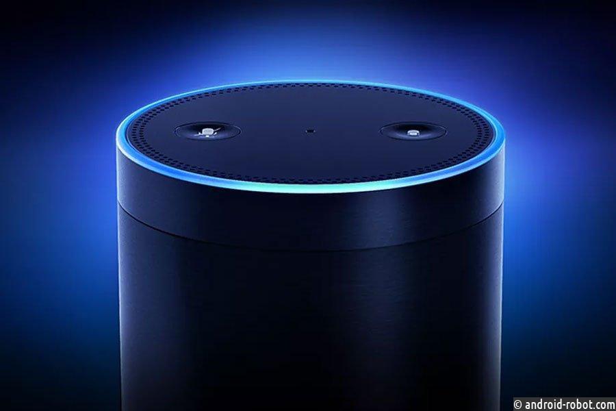Помощник Amazon Alexa самостоятельно записывает частные конференции