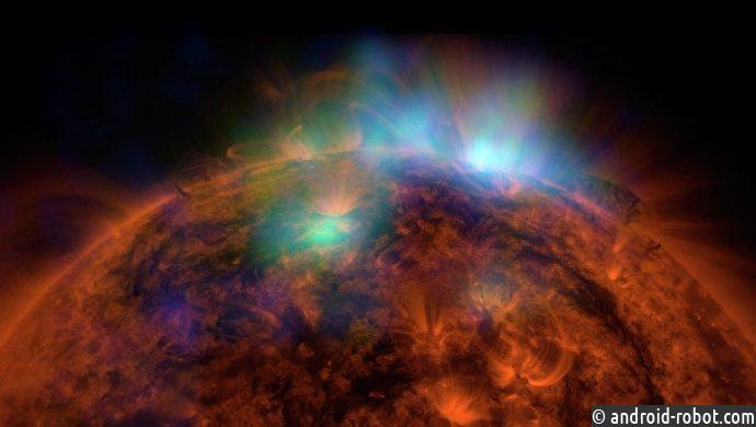 NASA обнаружила наСолнце очередную черную дыру