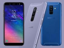 Samsung Galaxy A6 представят в США 14 сентября