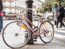В Великобритании создали первый вмире крипто-велосипед