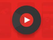 Cервис YouTube Music стал доступен в РФ