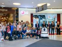 LG открыла первый премиальный магазин бытовой техники и электроники