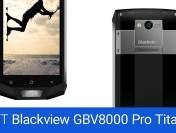 Представлен смартфон Blackview GBV8000 с Hi-Fi звуком