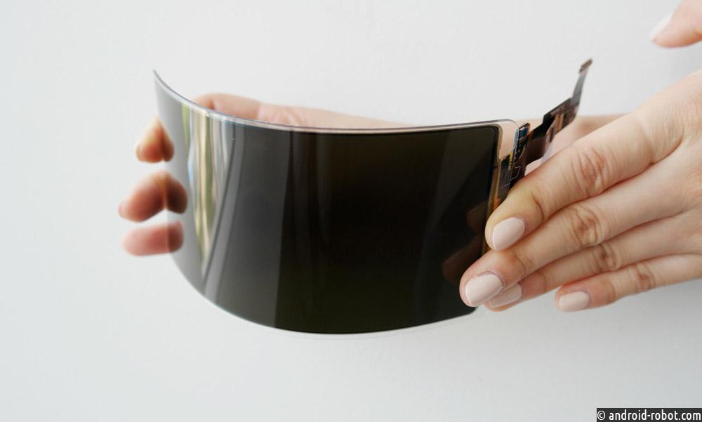 Huawei назвал дату выпуска первого вмире гибкого телефона