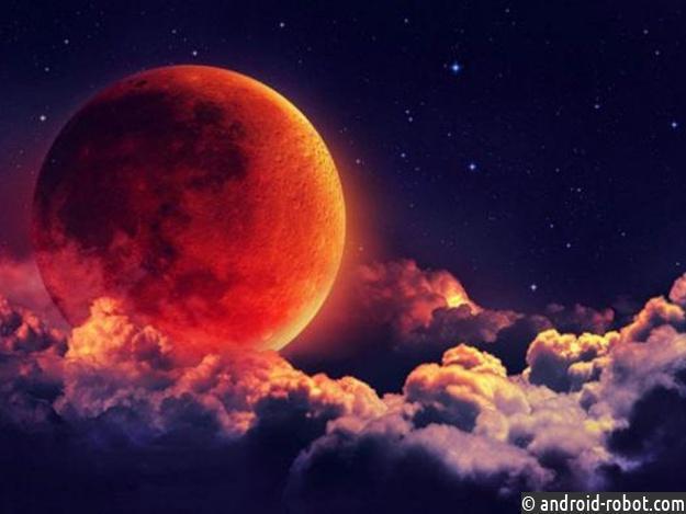 Сумчане смогут одновременно наблюдать лунное затмение ивеликое противоборство Марса