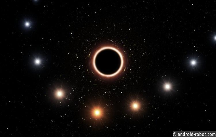 Теория относительности Эйнштейна проверена вблизи сверхмассивной чёрной дыры