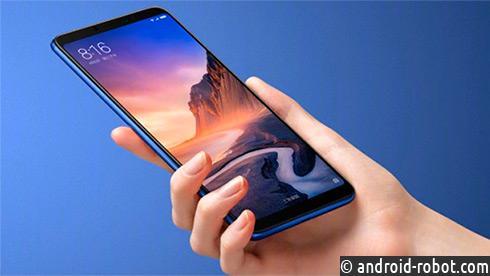 Xiaomi MiMax 3 официально получил огромный дисплей и сильную батарею