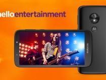 ВMotorola представили доступный смартфон Moto E5 Play