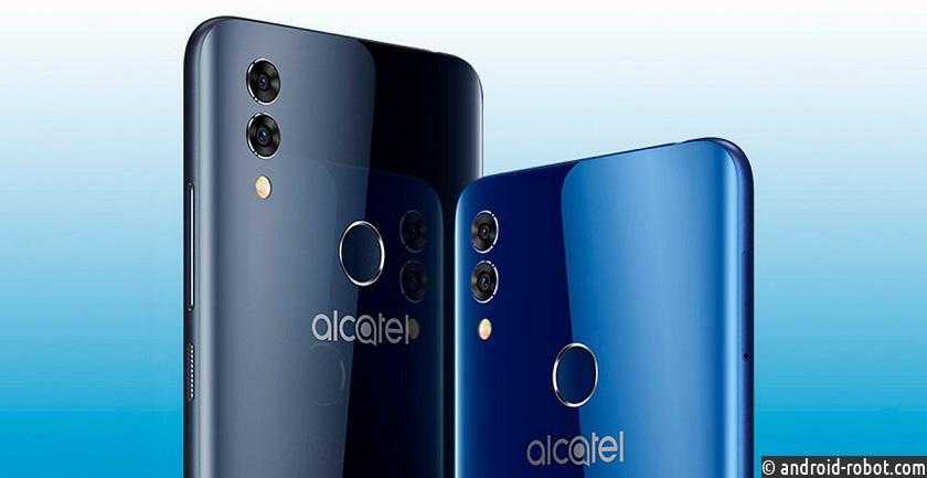 Alcatel 5V получил экран свырезом, сдвоенную камеру иемкую батарею