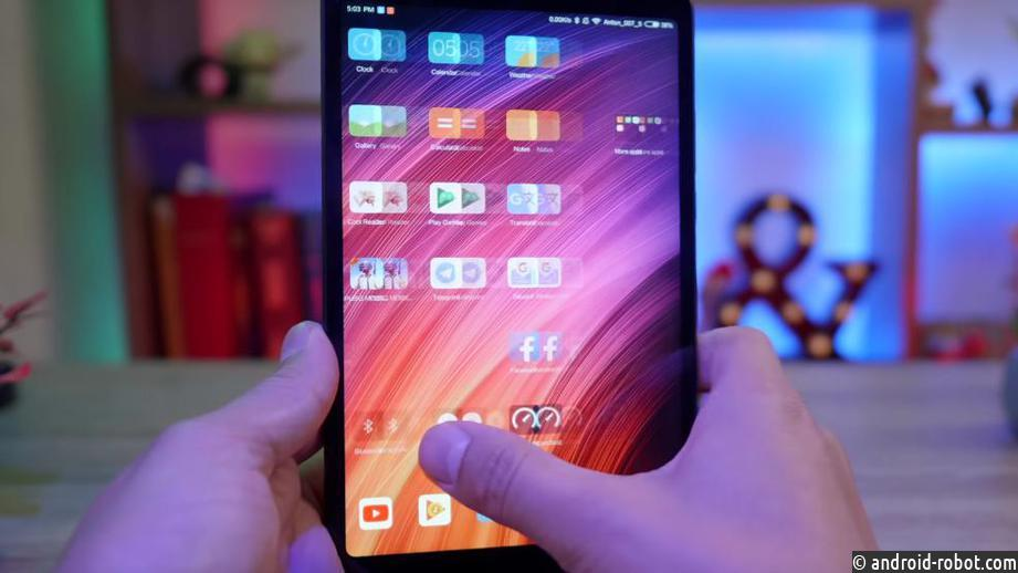 Смартфон отXiaomi стал самым производительным поверсии AnTuTu