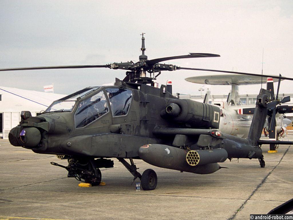 """Вертолеты """"Апачи"""" получат новые шестерни для винтов"""