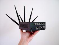 Специалисты могут делать избумаги антенны для передачи Wi-Fi