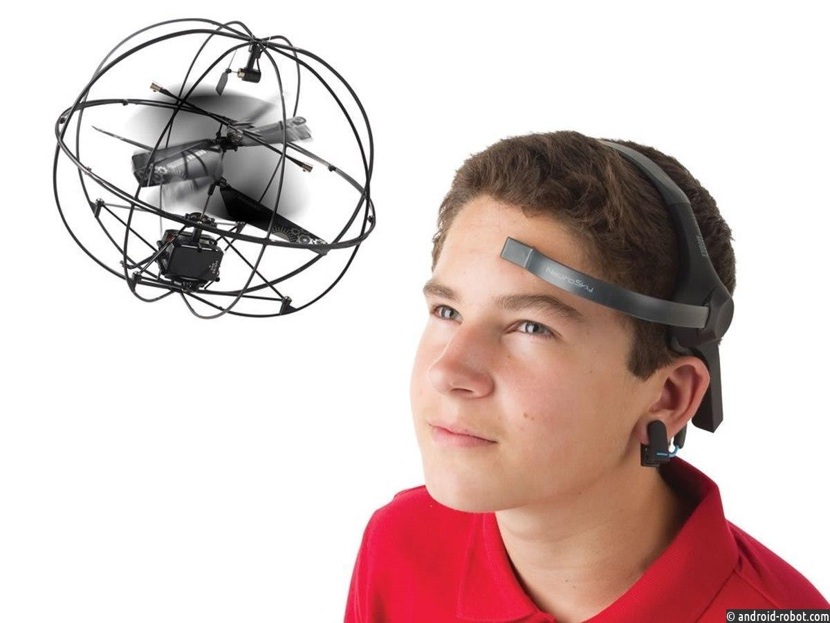 В РФ создан шлем для мысленного управления иными устройствами