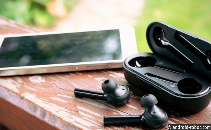 Huawei выпустит наушники сподзарядкой откорпуса телефона