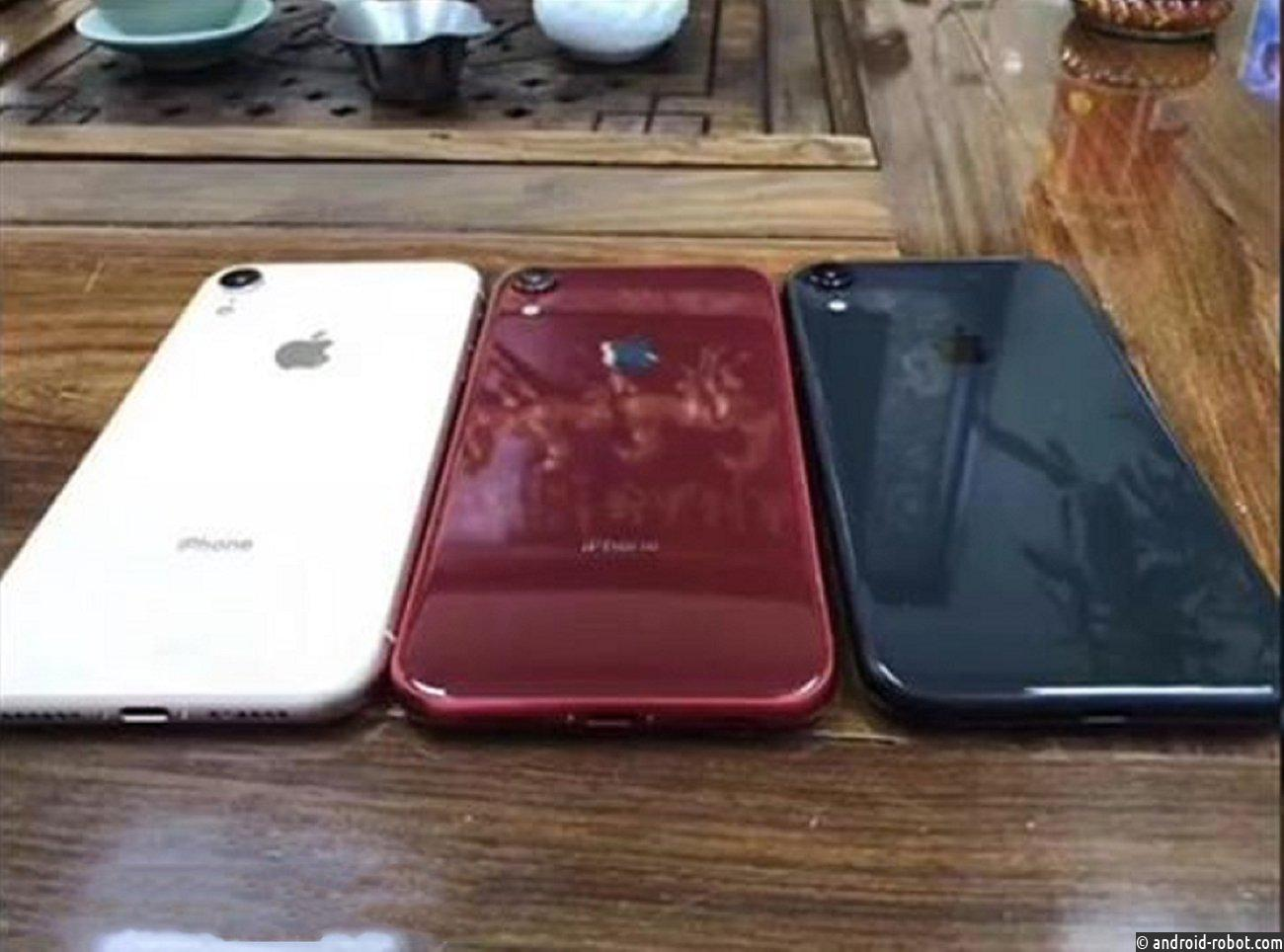 Apple предложит кiPhoneXR прозрачный чехол за $40