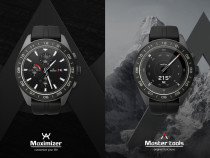 LG представляет гибридные часы Watch W7