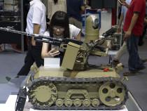 Китай готовит специалистов в сфере технологии боевых роботов