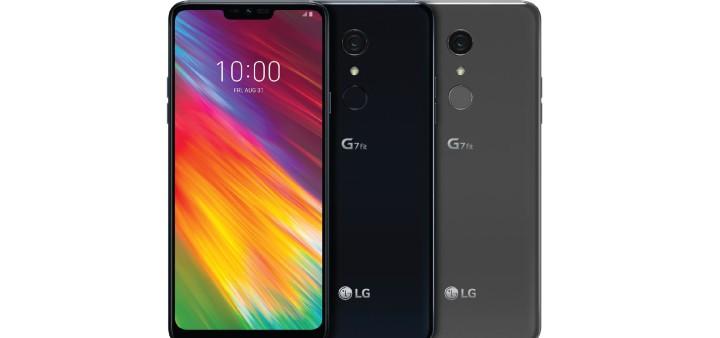Смартфон LG G7 FIT открывает премиальные возможности серии G для более широкой аудитории