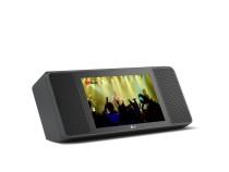 Акустическая система LG будет оснащена сенсорным SMART дисплеем и Google Ассистентом