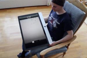планшет apple большой экран