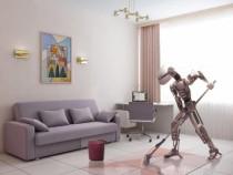 Разрабатывается робот-уборщик FLOBOT