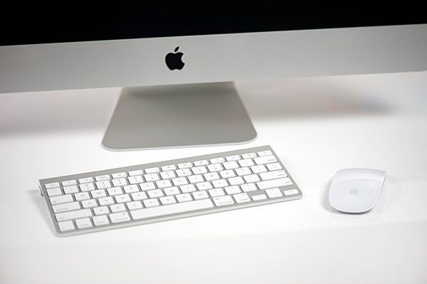 сенсорная клавиатура Apple