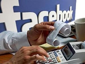 Прибыль компании Facebook