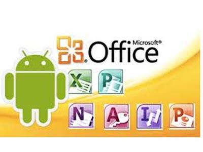 Microsoft Office для андроид