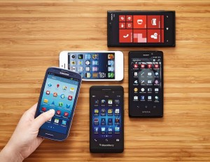 конкуренция на рынке смартфонов