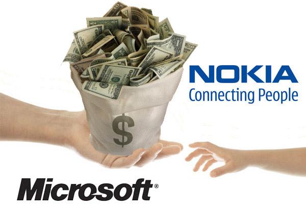 Microsoft kupila Nokia