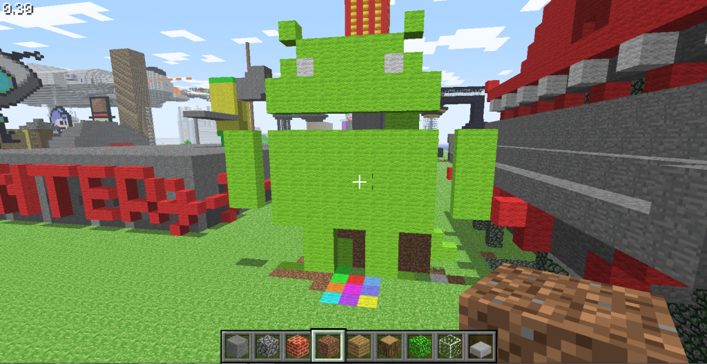 Minecraft Android