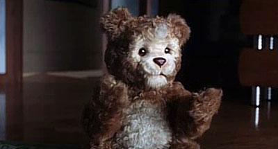 teddy робот